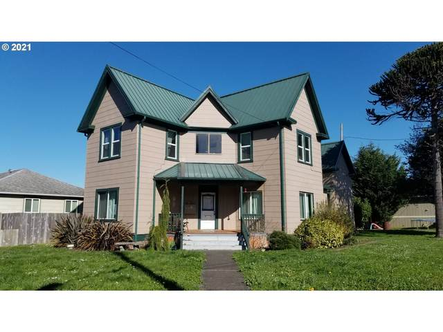 657 5TH, Myrtle Point, OR 97458 (MLS #21091476) :: Fox Real Estate Group