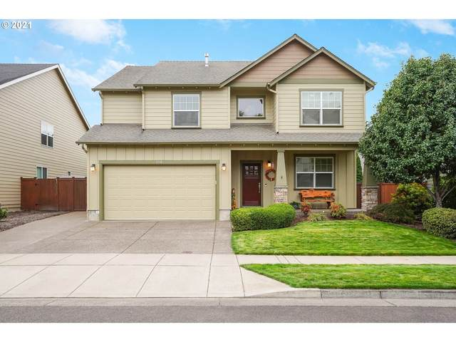 2118 Bobcat Ave, Albany, OR 97321 (MLS #21091628) :: Premiere Property Group LLC
