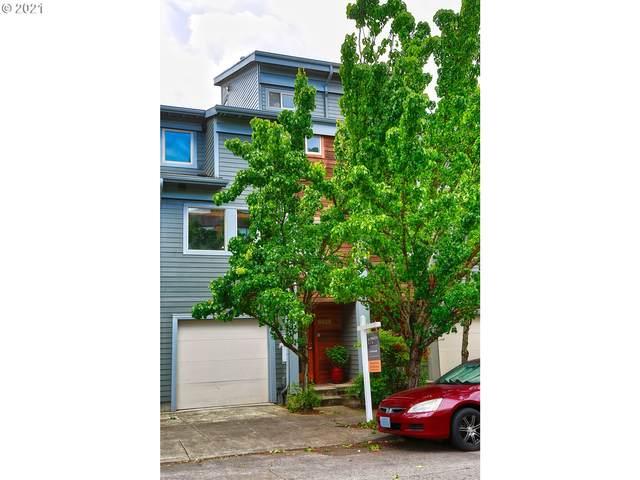 8526 N Syracuse St, Portland, OR 97203 (MLS #21091723) :: The Haas Real Estate Team