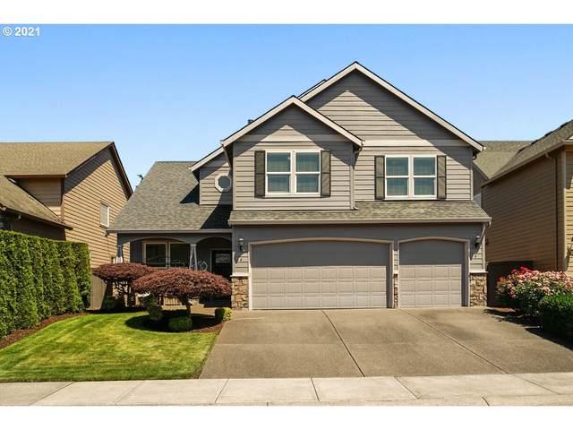 16904 NE 6TH St, Vancouver, WA 98684 (MLS #21091732) :: Brantley Christianson Real Estate