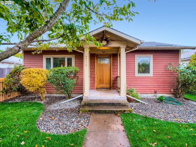 9716 N Syracuse St, Portland, OR 97203 (MLS #21091798) :: Next Home Realty Connection