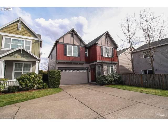 478 NE 64TH Way, Hillsboro, OR 97124 (MLS #21091911) :: Cano Real Estate