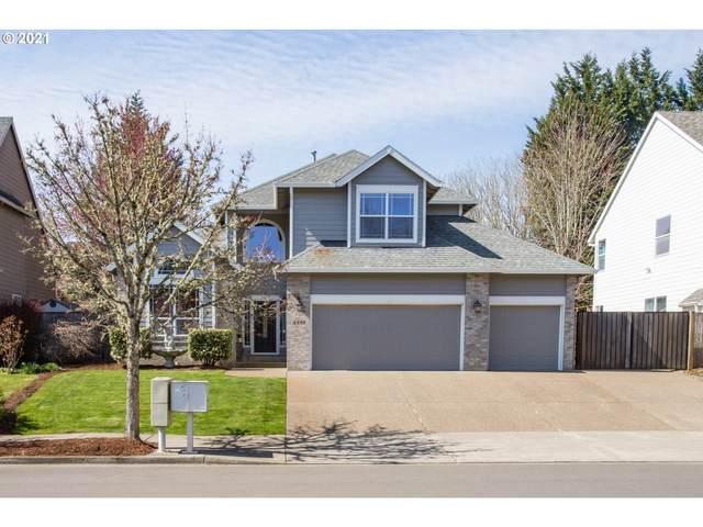 2599 NE Nova Ave, Hillsboro, OR 97124 (MLS #21092053) :: Fox Real Estate Group
