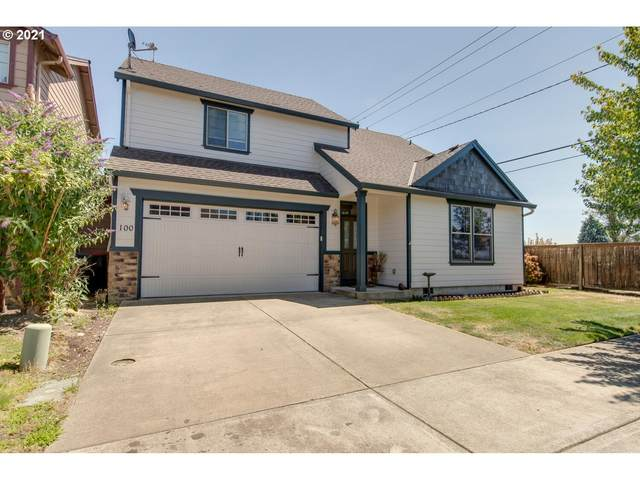 100 NE American Dr, Mcminnville, OR 97128 (MLS #21092073) :: Change Realty