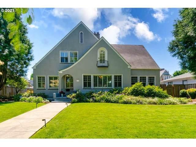 2433 SE Ladd Ave, Portland, OR 97214 (MLS #21092149) :: Cano Real Estate