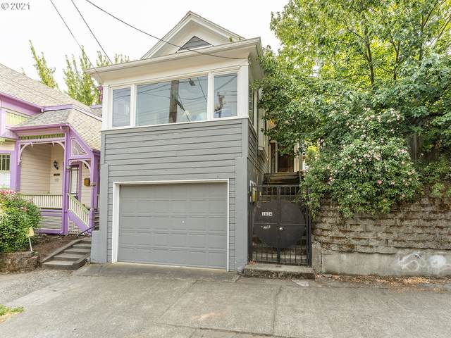 2824 SW 1ST Ave, Portland, OR 97201 (MLS #21092742) :: Real Estate by Wesley