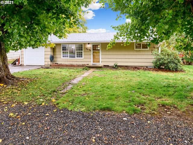4024 Mahrt Ave SE, Salem, OR 97317 (MLS #21093041) :: Song Real Estate