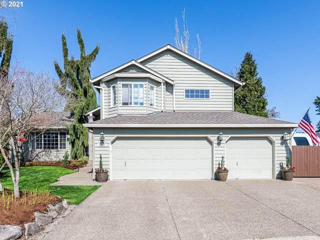 2867 SW Royal Way, Gresham, OR 97080 (MLS #21093358) :: Lucido Global Portland Vancouver