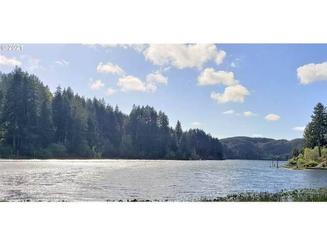 N Tenmile Lake, Lakeside, OR 97449 (MLS #21093394) :: Real Tour Property Group