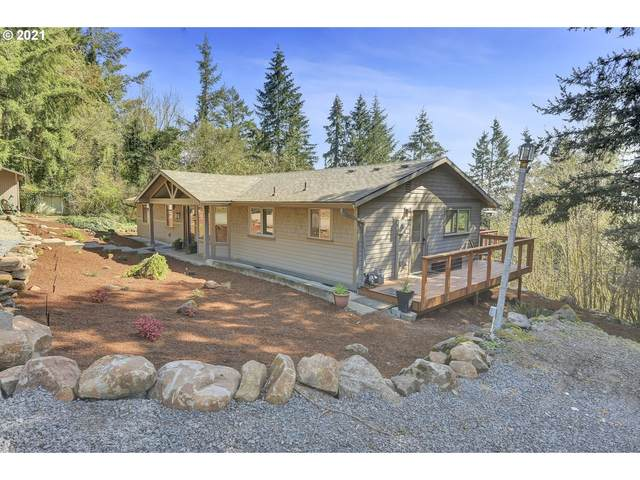 13440 S Cliffside Dr, Mulino, OR 97042 (MLS #21093437) :: Beach Loop Realty