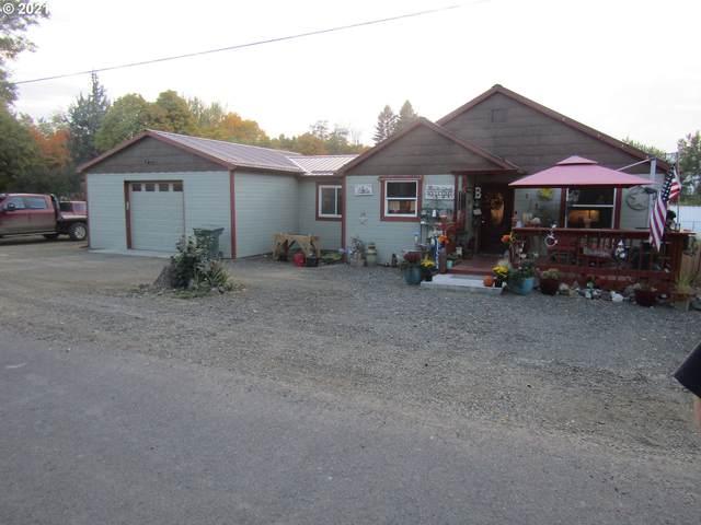 513 N Franklin St, Weston, OR 97886 (MLS #21093556) :: Premiere Property Group LLC