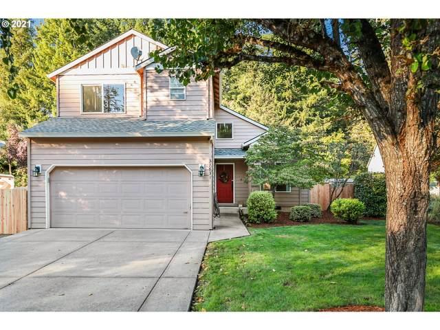 37631 Reich Ct, Sandy, OR 97055 (MLS #21093722) :: Lux Properties
