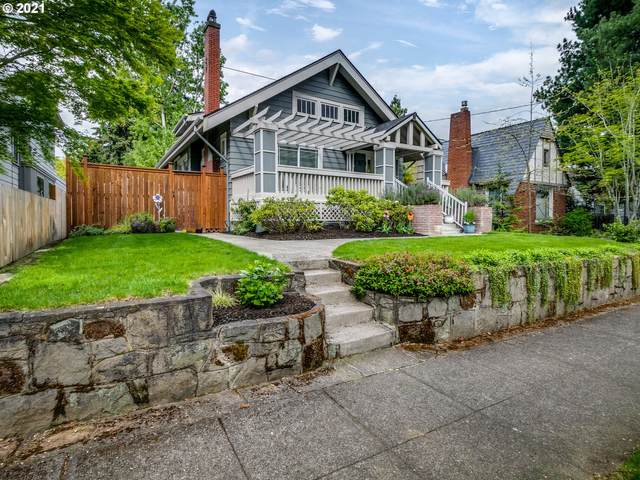 6127 NE 32ND Pl, Portland, OR 97211 (MLS #21093898) :: Premiere Property Group LLC