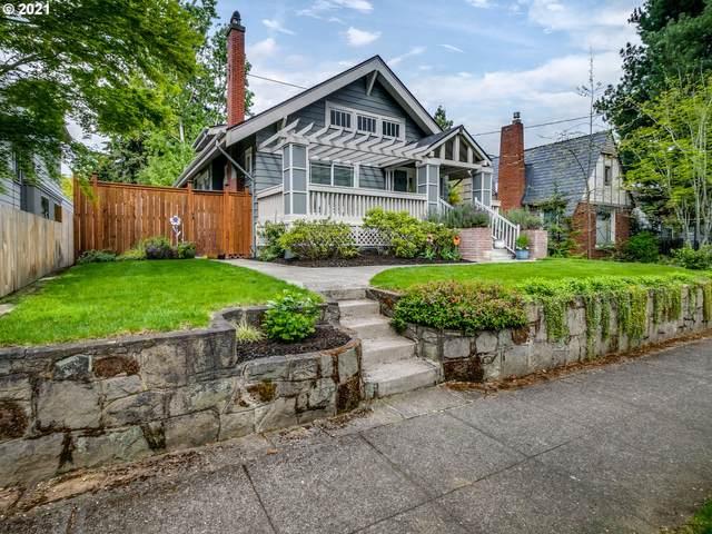 6127 NE 32ND Pl, Portland, OR 97211 (MLS #21093898) :: RE/MAX Integrity