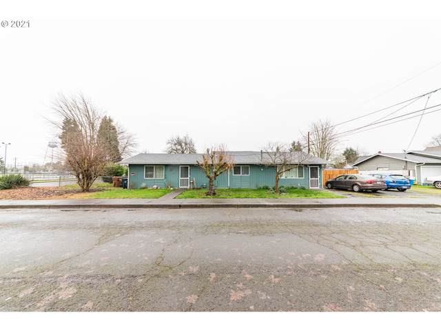 320 E 5TH Ave, Junction City, OR 97448 (MLS #21094526) :: Song Real Estate