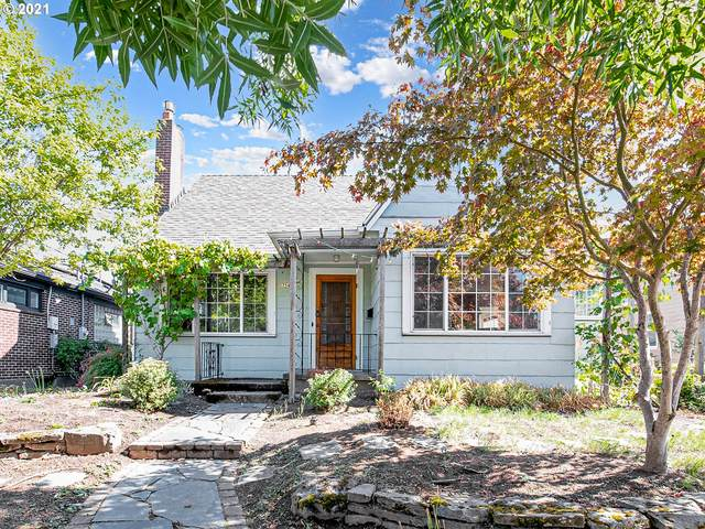 5754 SE 20TH Ave, Portland, OR 97202 (MLS #21094615) :: Next Home Realty Connection