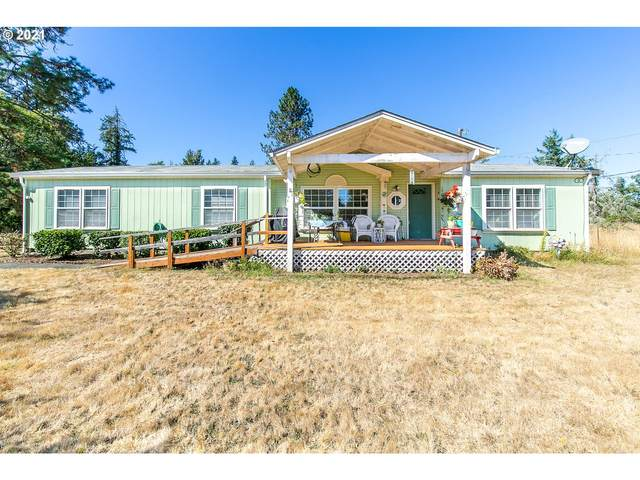 88400 Ellmaker Rd, Veneta, OR 97487 (MLS #21094677) :: Lux Properties