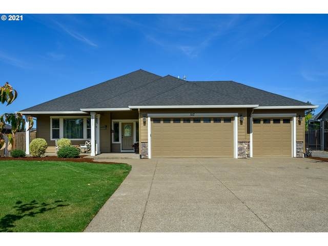 517 W 5TH St, Newberg, OR 97132 (MLS #21094719) :: Fox Real Estate Group