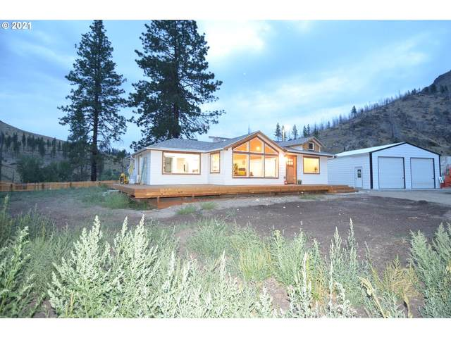 25333 Hwy 395, Canyon City, OR 97820 (MLS #21094735) :: The Haas Real Estate Team