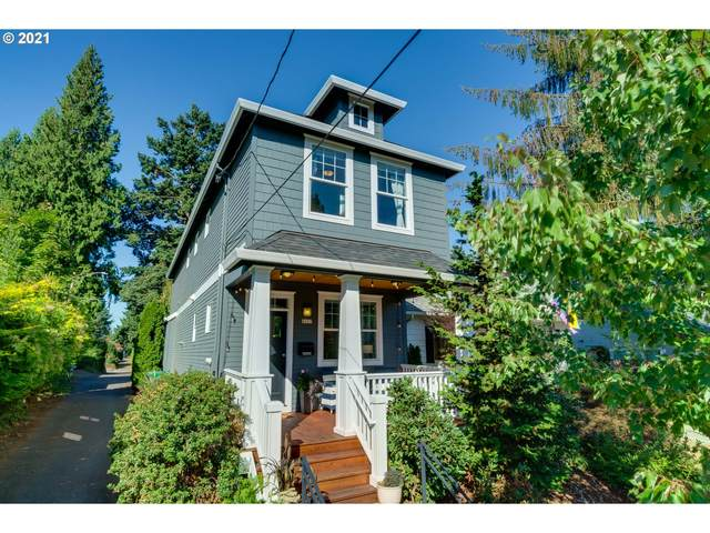 6027 NE 27TH Ave, Portland, OR 97211 (MLS #21095348) :: Townsend Jarvis Group Real Estate