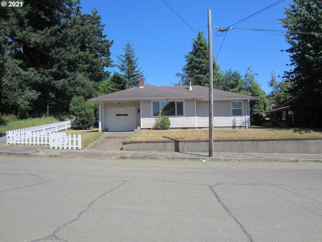 1515 Meade, North Bend, OR 97459 (MLS #21095532) :: Townsend Jarvis Group Real Estate
