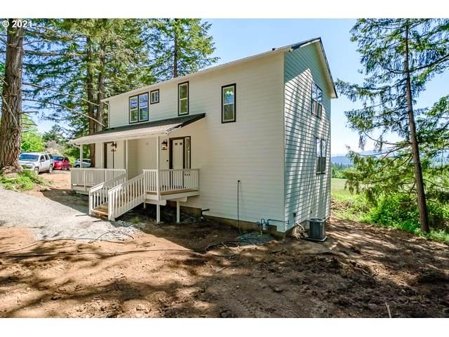 28111 Ridgeway Rd, Sweet Home, OR 97386 (MLS #21095821) :: The Pacific Group