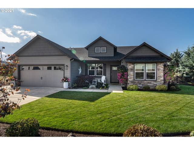 433 Fairway Estates Dr, Sutherlin, OR 97479 (MLS #21095899) :: Townsend Jarvis Group Real Estate