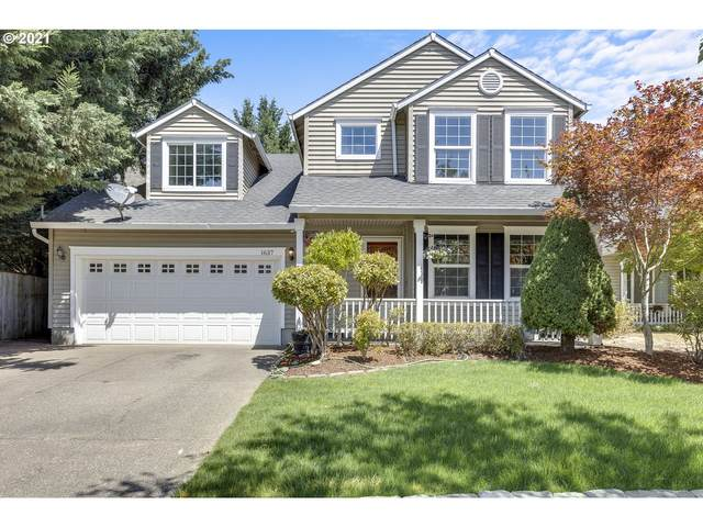 1637 SW Mitchell Dr, Mcminnville, OR 97128 (MLS #21096152) :: Next Home Realty Connection