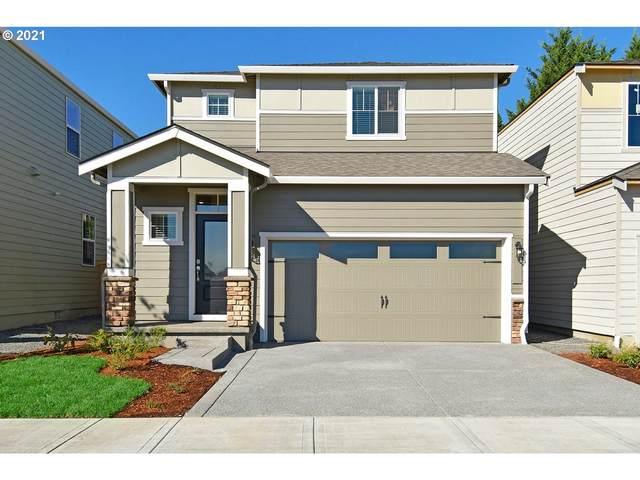 7018 NE 152nd Pl, Vancouver, WA 98682 (MLS #21096397) :: Song Real Estate