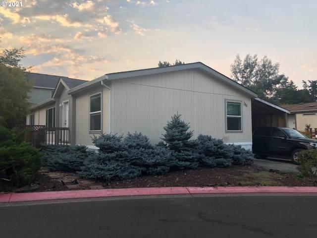 8300 NE Quatama St #148, Hillsboro, OR 97006 (MLS #21096663) :: Premiere Property Group LLC