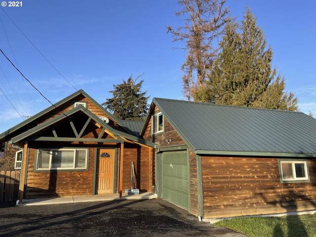 6575 Trout Creek Ridge Rd, Mt Hood Prkdl, OR 97041 (MLS #21096754) :: Song Real Estate