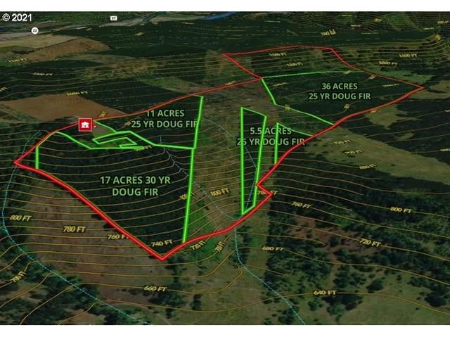 42480 Mount Pleasant 114Ac, Scio, OR 97374 (MLS #21096890) :: Fox Real Estate Group