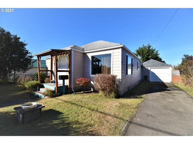 176 N Wasson St, Coos Bay, OR 97420 (MLS #21096912) :: Stellar Realty Northwest