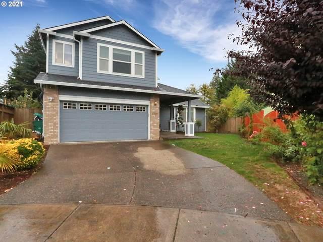 3527 NE 163RD Pl, Portland, OR 97230 (MLS #21097024) :: Song Real Estate