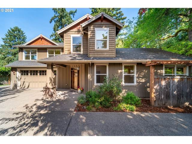 4705 Lakeview Blvd, Lake Oswego, OR 97035 (MLS #21097114) :: Fox Real Estate Group