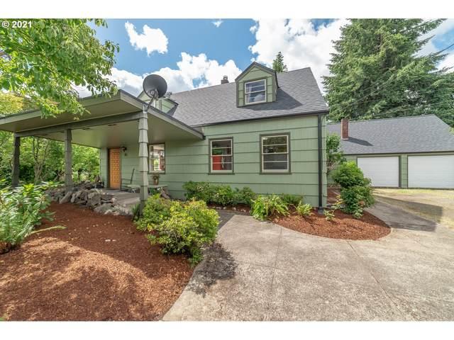 90 Irving Rd, Eugene, OR 97404 (MLS #21097250) :: Song Real Estate