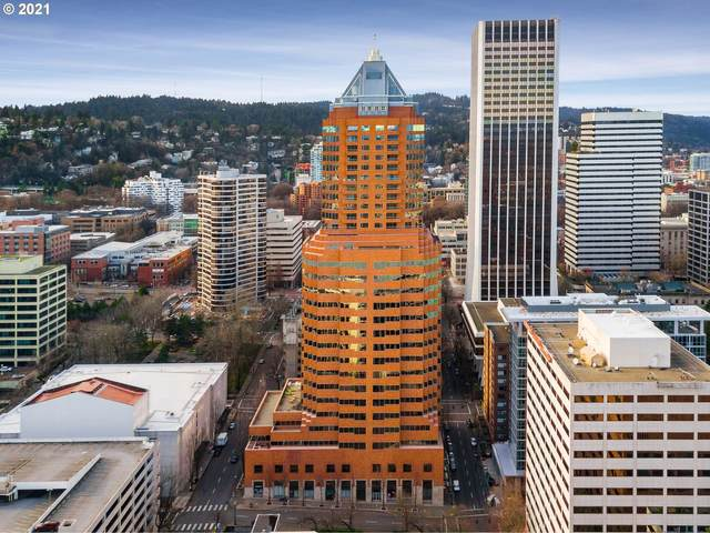 1414 SW 3RD Ave #2503, Portland, OR 97201 (MLS #21097264) :: Premiere Property Group LLC