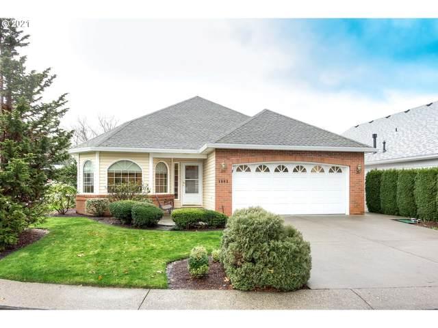 1993 NE Harewood Pl, Hillsboro, OR 97124 (MLS #21097304) :: Premiere Property Group LLC