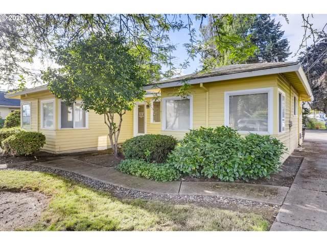 347 SW Oak St, Hillsboro, OR 97123 (MLS #21097346) :: Fox Real Estate Group