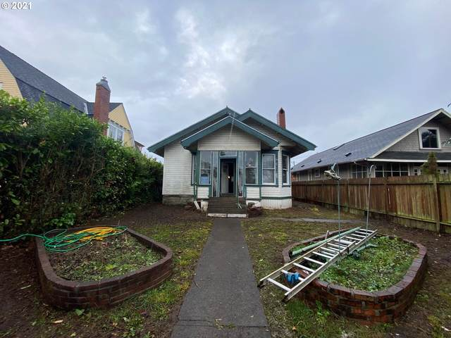1481 Sherman Ave, North Bend, OR 97459 (MLS #21097436) :: Townsend Jarvis Group Real Estate