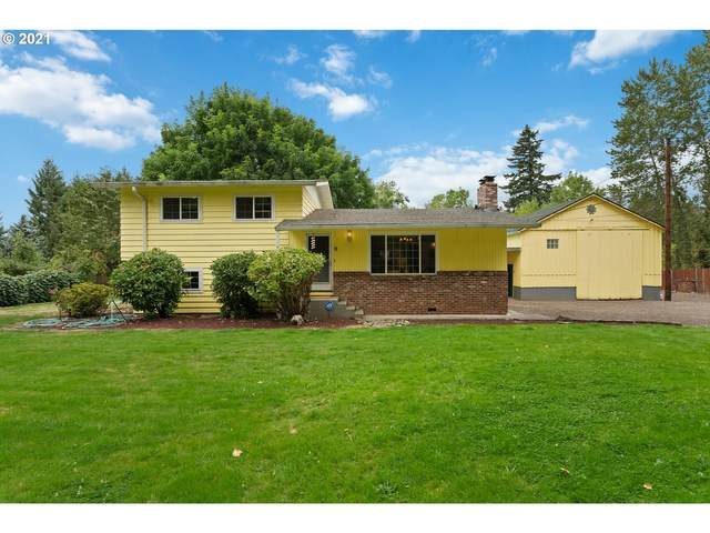12777 SE Burt Ln, Boring, OR 97009 (MLS #21097571) :: Premiere Property Group LLC