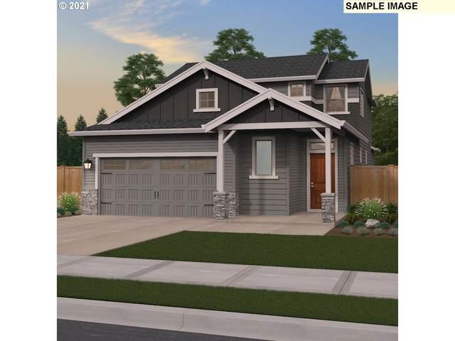 10925 NE 137TH Cir, Vancouver, WA 98662 (MLS #21097603) :: Windermere Crest Realty