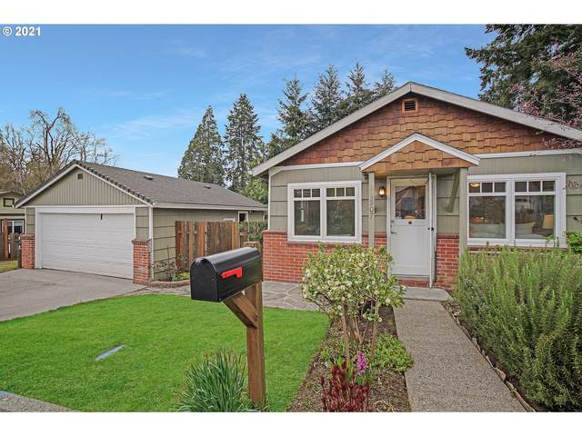 11507 SE Beckman Ave, Milwaukie, OR 97222 (MLS #21098136) :: Fox Real Estate Group