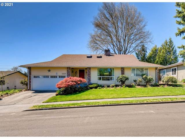 2465 NW 145TH Ave, Beaverton, OR 97006 (MLS #21098229) :: Song Real Estate