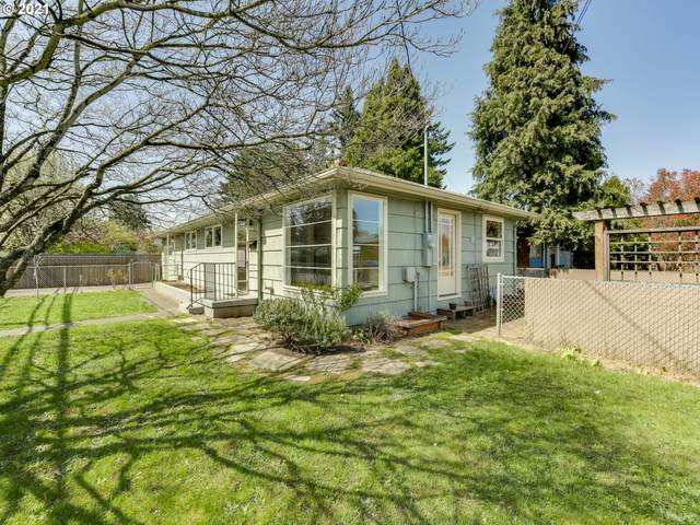 7337 SE Center St, Portland, OR 97206 (MLS #21098282) :: RE/MAX Integrity