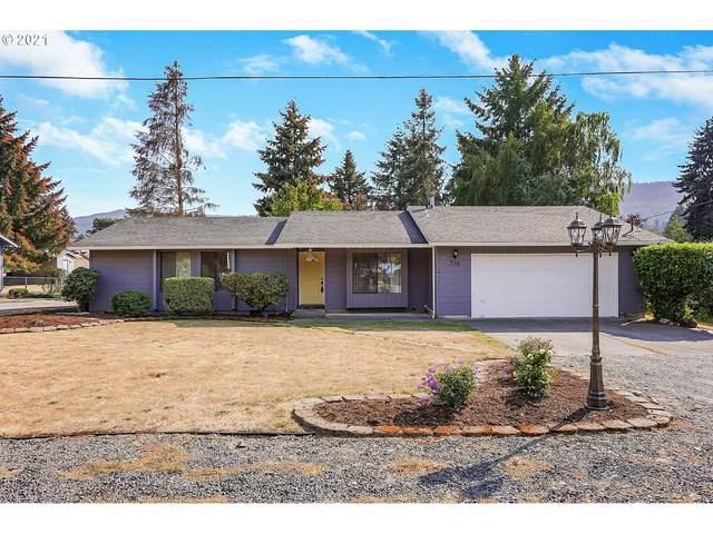 376 Fir St, Lyons, OR 97358 (MLS #21098335) :: Premiere Property Group LLC