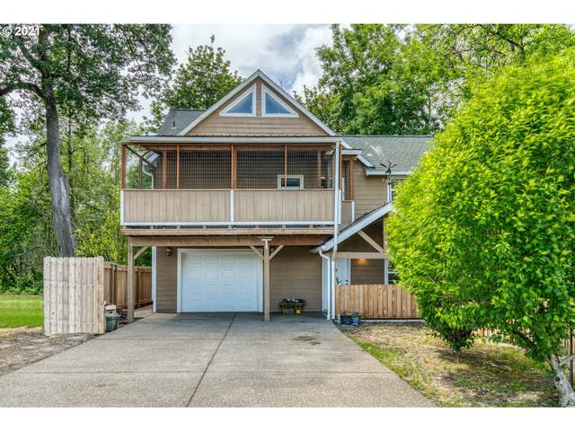 100 S Seventh St, Independence, OR 97351 (MLS #21098476) :: Beach Loop Realty