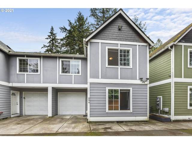 11744 SE Foster Rd, Portland, OR 97266 (MLS #21098506) :: Next Home Realty Connection