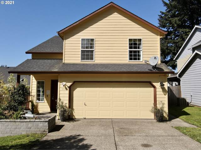5533 SE 131st Ave, Portland, OR 97236 (MLS #21098534) :: Tim Shannon Realty, Inc.