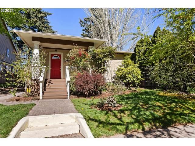 7429 N Huron Ave, Portland, OR 97203 (MLS #21098645) :: TK Real Estate Group